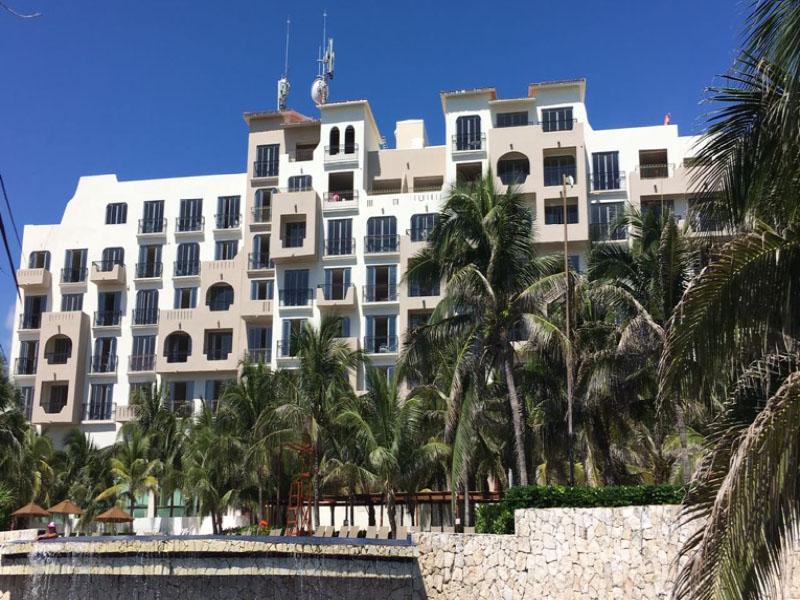 HOTEL FIESTA AMERICANA CONEDESA