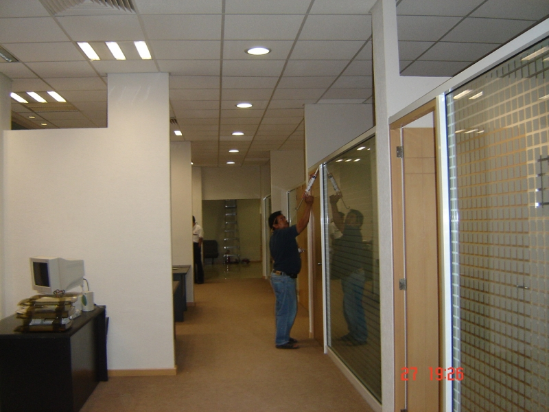 Oficinas best day r y j edificaciones sa de cv for Construccion oficinas